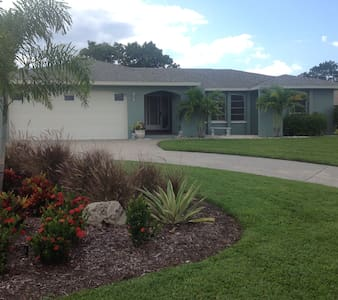Spacious 3 bedroom house 10 minutes from beach - Osprey