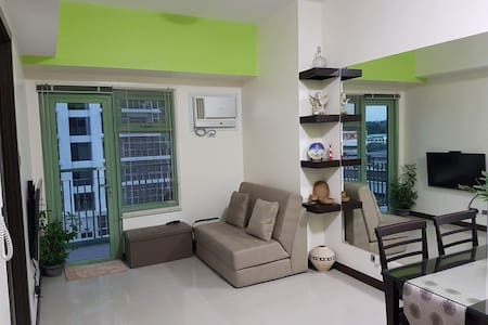 Better than hotel, good location! - Quezon City