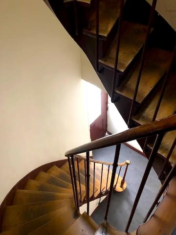 Boulnois - stairs