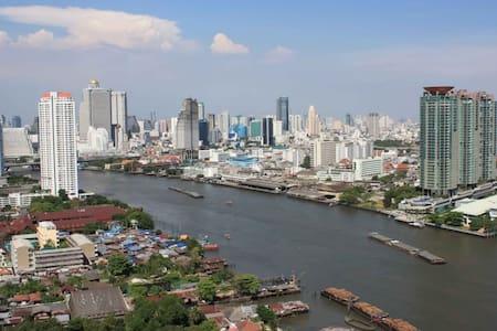 Budgeted Riverside Condo - Bangkok