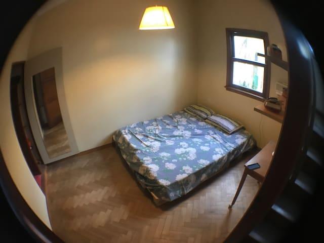 Cuarto privado con baño en suite en Vicente Lopez - Vicente López - Casa