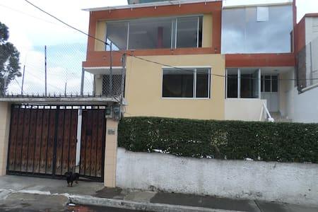 Arriendo hermoso apartamento amoblado en Ambato - Ambato - Apartemen