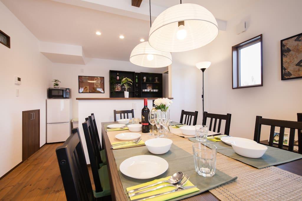 リビングダイニング/Living&Dining room