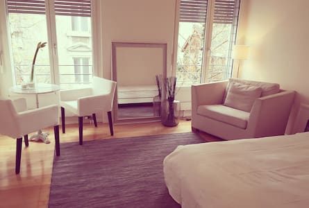 Cosy & chic apartment, that is perfect for you! - Zurique - Apartamento