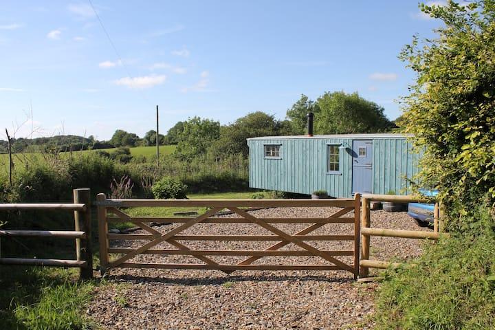 The Shepherdess Hut
