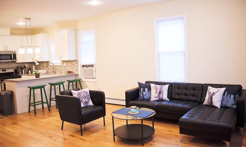 Beautiful two bedroom apt in Crown Heights/Bedsty