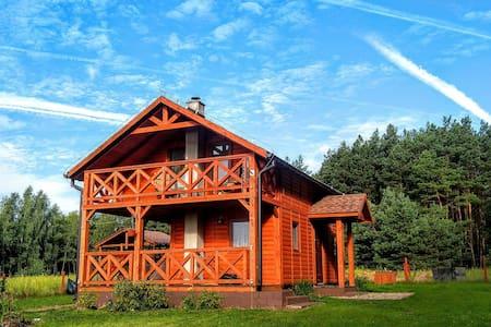 Domy Bory Tucholskie Krzywogoniec
