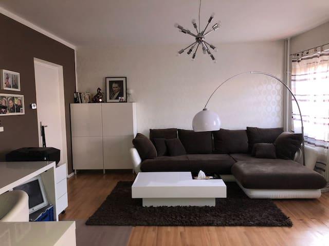 Nürnberg City Wohnung