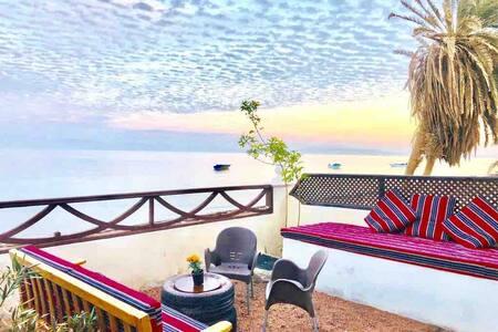 Alasalah Beach Front apartment