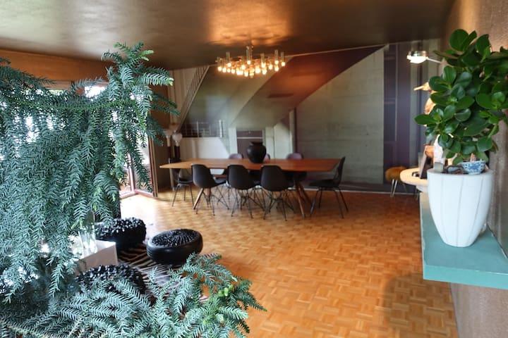 Design apartment near Stuttgart fair and airport