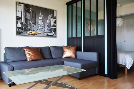 Bel appartement La Rochelle 5min du centre ville
