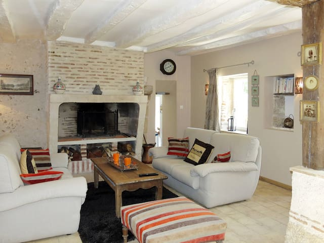 Holiday home in Monteaux - Monteaux - Haus