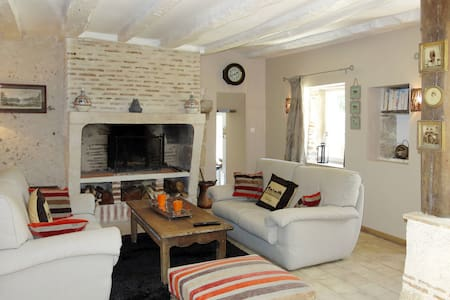 Holiday home in Monteaux - Monteaux - Casa