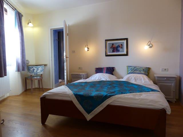 Bedroom Acqua/Slaapkamer Acqua