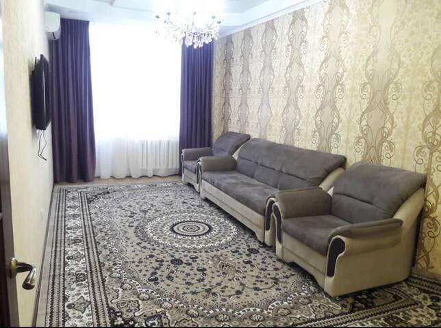 Cosy apartment in the heart of Bishkek