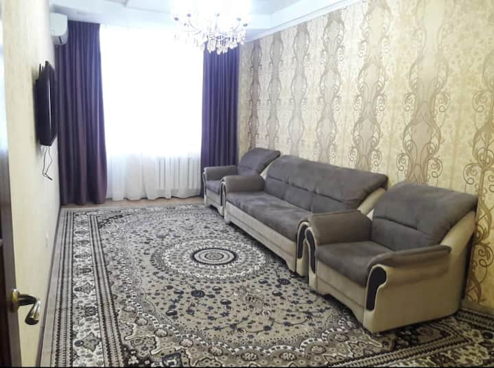 Cosy apartment in the heart of Bishkek