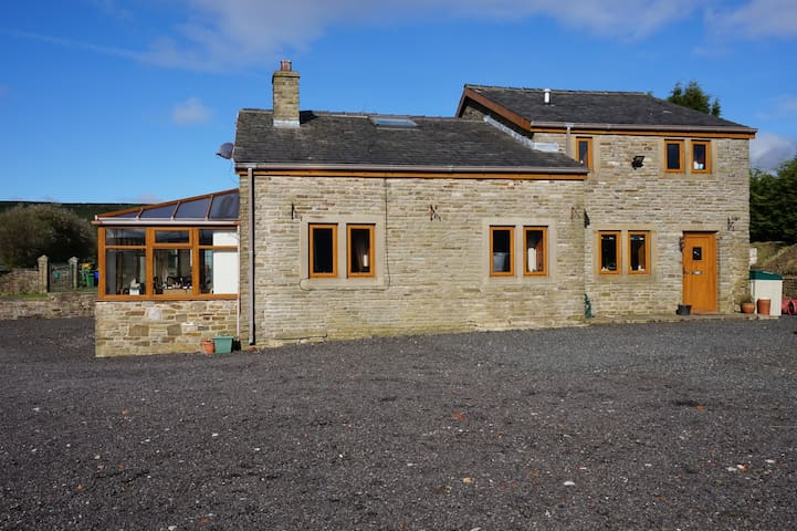 Traditional Farmhouse B&B, Rossendale (en-suite) - Lumb - Bed & Breakfast
