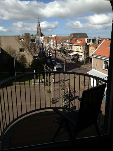 Nice centrally located place to stay. - Schagen - Apartment