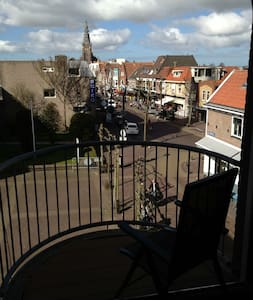Nice centrally located place to stay. - Schagen - 公寓