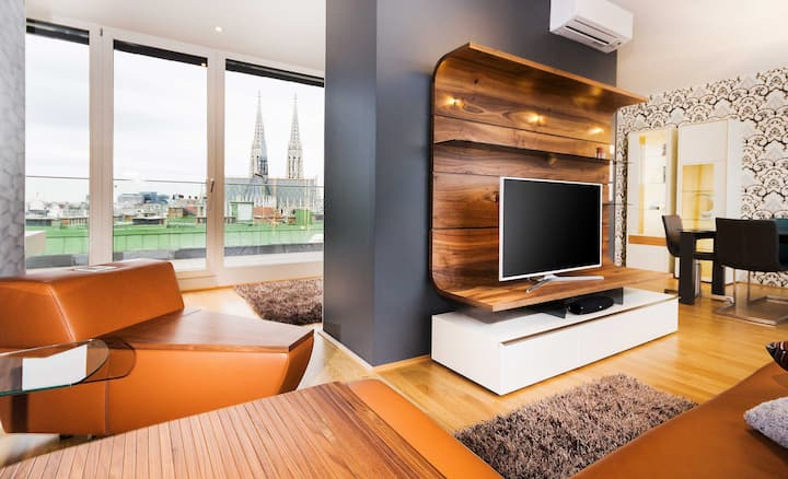 Abieshomes Serviced Apartments - Votivpark 6P