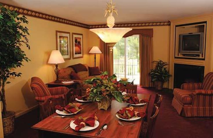 Williamsburg Plantation Timeshare