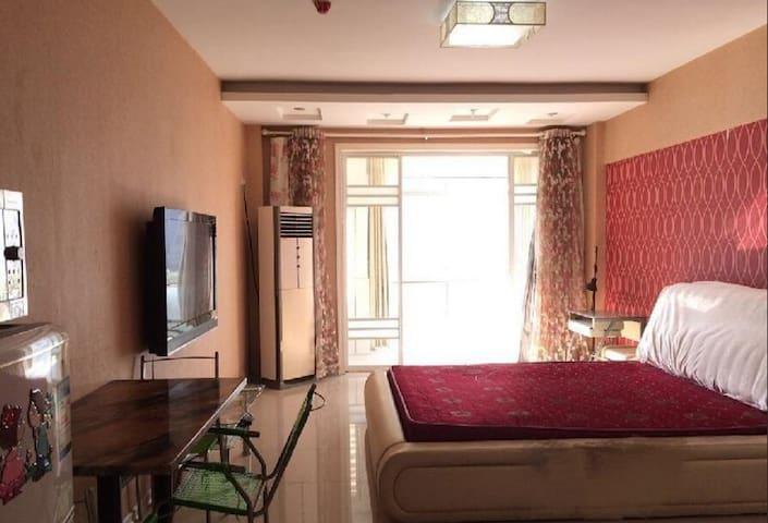 家电家具齐全,有冰箱,洗衣机,空调等可直接拎包入住 - Suzhou - House