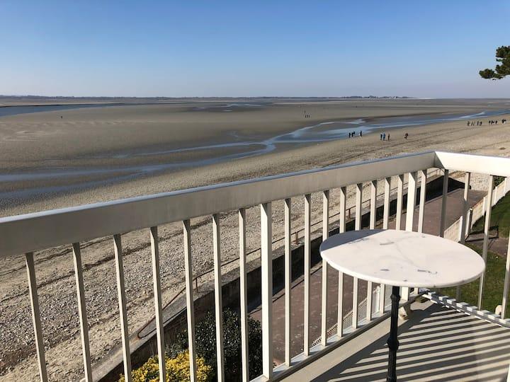 Vue panoramique sur la Baie de Somme : Unique!