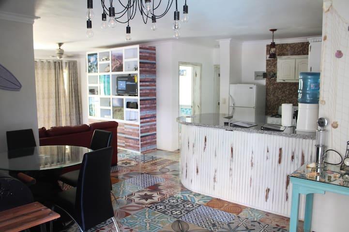 Apartment beach Punta Cana - Punta Cana  - Pis