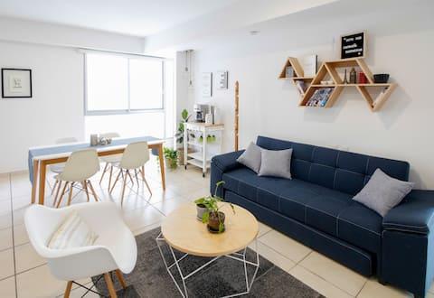 2bdr apartment, Ubicación ideal
