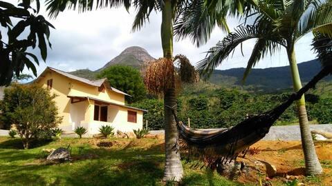 Meu Cantinho na Preguiça - Chalé Tucano