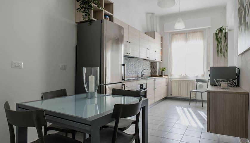 VeraLoano:Attico a 2 passi dal mare - Loano - 公寓