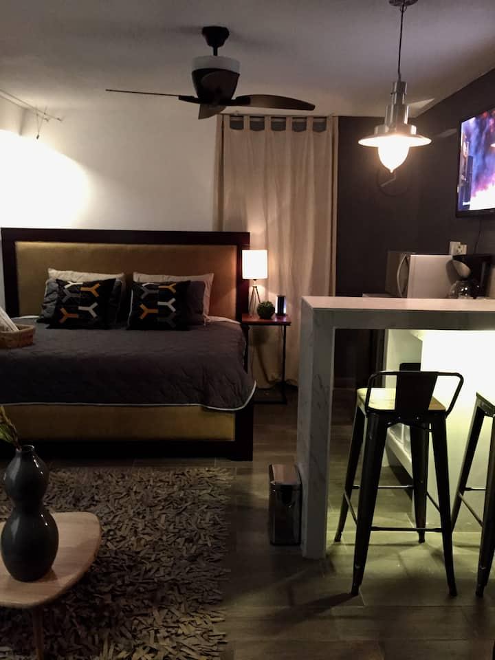 Junior Suite remodelada con muy buena ubicación.