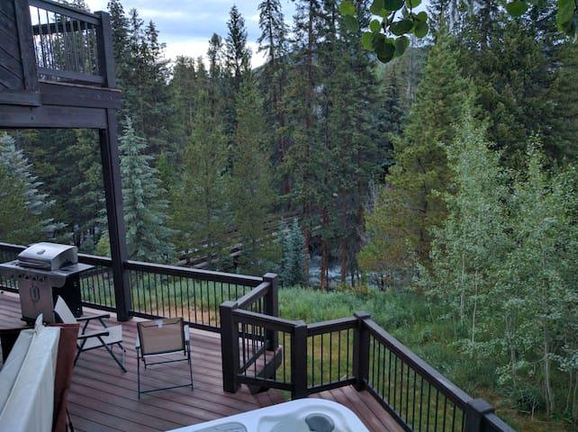 Porcupine Alpine Base Camp: BR#2 (Twin's Room)
