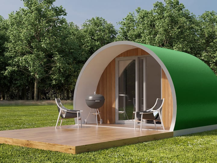 Inverness Glamping - Luxury Pods - Stewart