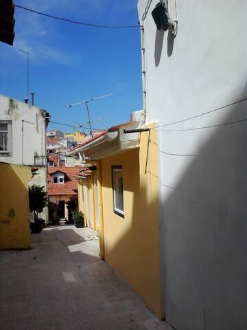 Entrada da Vila