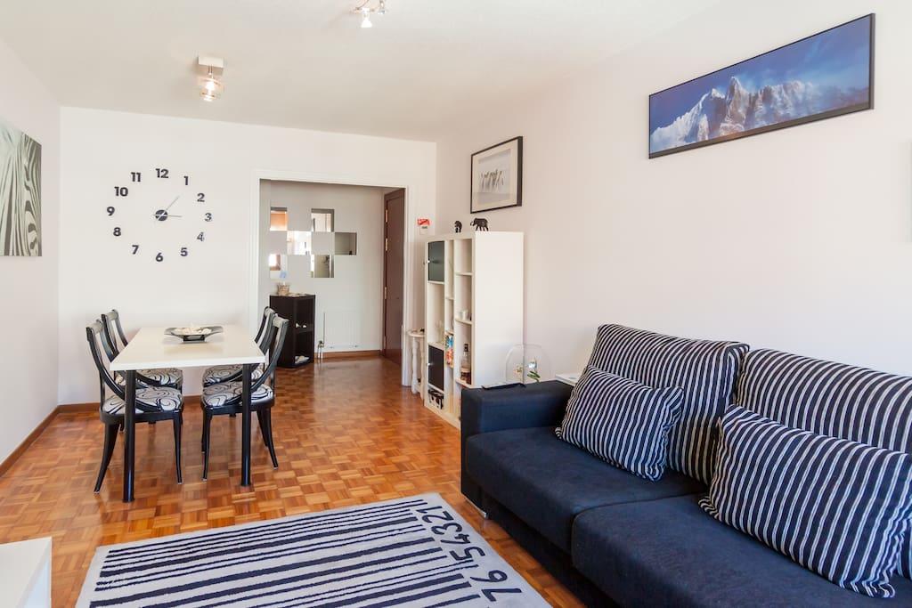 Piso con garaje centro santander apartamentos en for Pisos centro santander