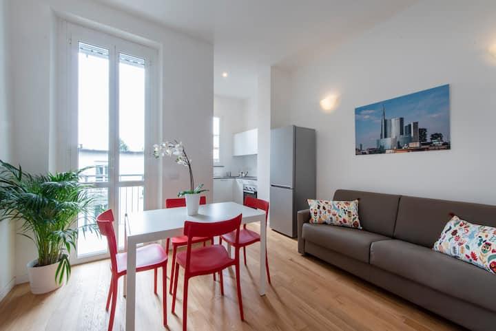 ARISTOTELE 72 - Cozy Apartment for 6 People -