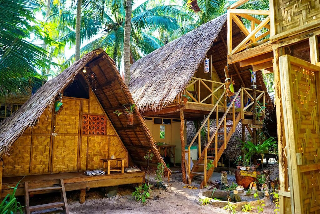 AGAW homestay GREENLIVING - Water Kubo