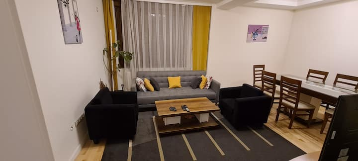 Cute apartment ready for your comfort!
