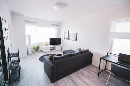 Beautifully renovated apartment in city center.