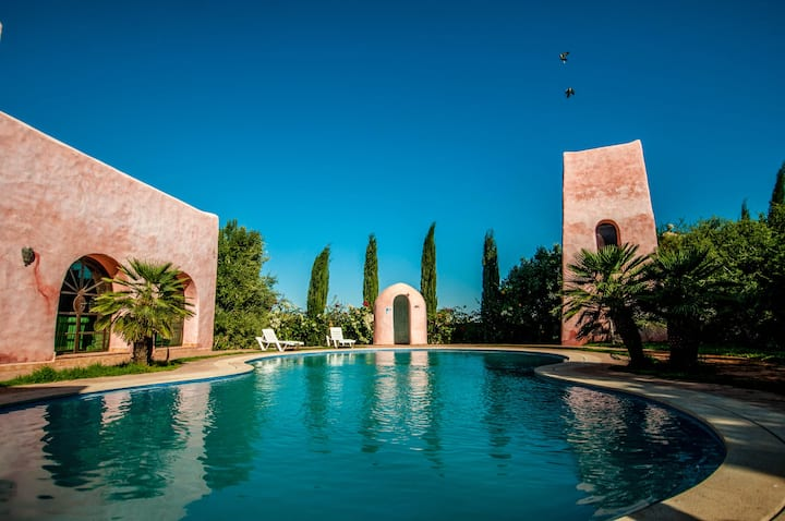 Huge Villa in the close countryside of ESSAOUIRA