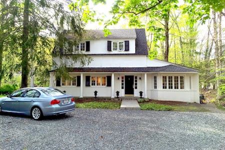 Country Cottage Tuxedo Park : AVAIL. MONTHLY - Ház