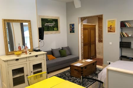 DOWNTOWN TOULOUSE CALM AND QUIET rue du TAUR - Toulouse - Apartamento