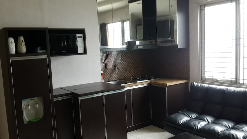 Strategic 1BR at Centre of Jakarta