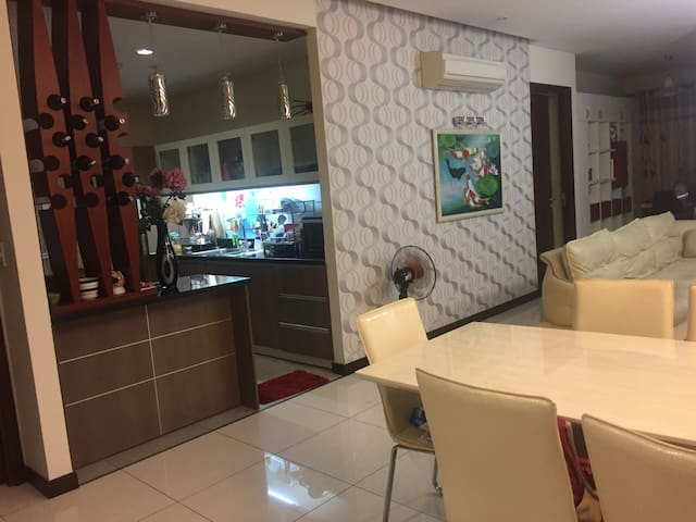 LuxuryLovely Apart,1BR,swiming pool - Ho Chi Minh City