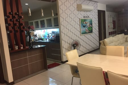 LuxuryLovely Apart,1BR,swiming pool - Ho-Chi-Minh-Stadt - Wohnung