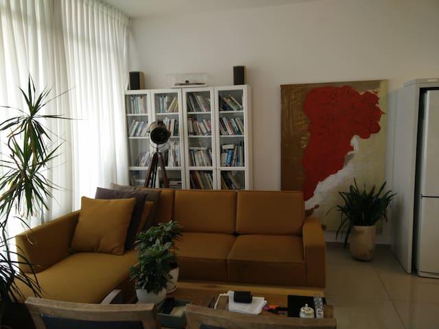 """3 Rooms Flat in """"Greenwich Village"""" - Florentine"""