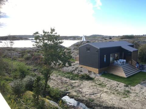 Knarrholmen - Newly built house with a sea view