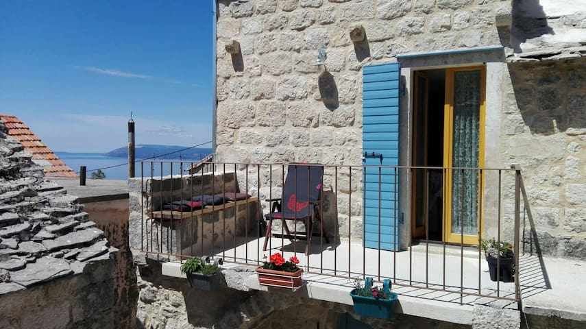 Restored traditional house with amasing view