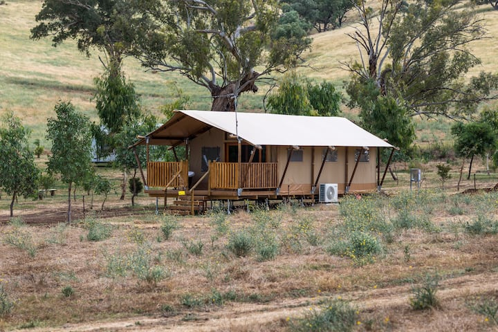 Coolac Glamping Tent